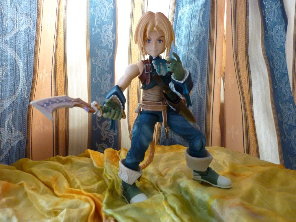 Play Arts Zidane
