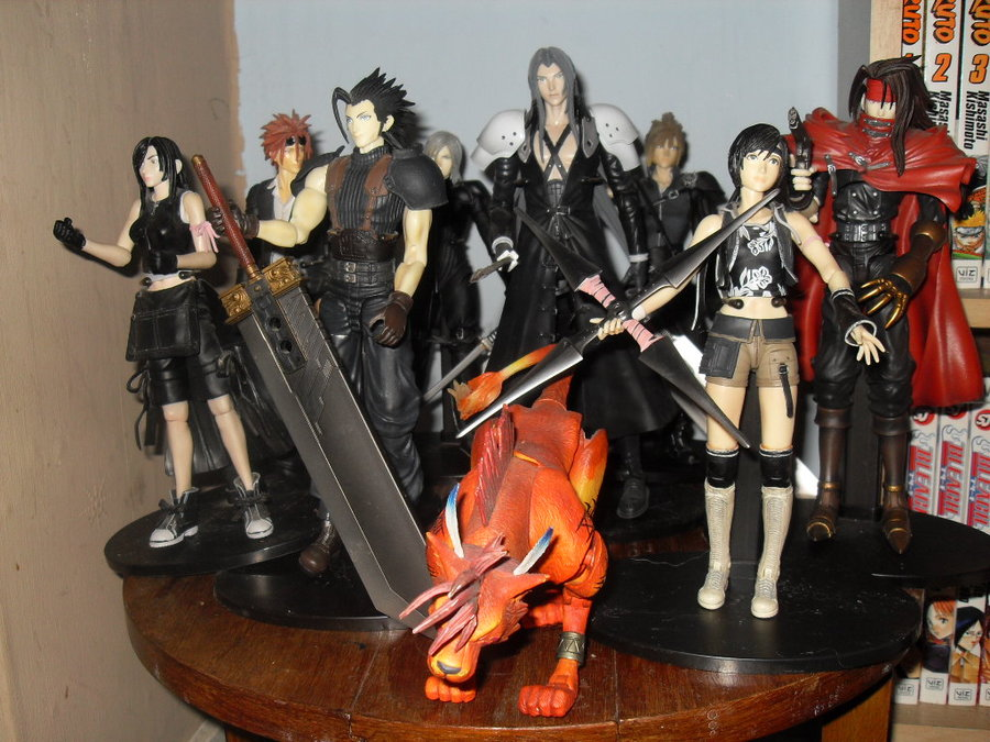 Play Arts Final Fantasy
