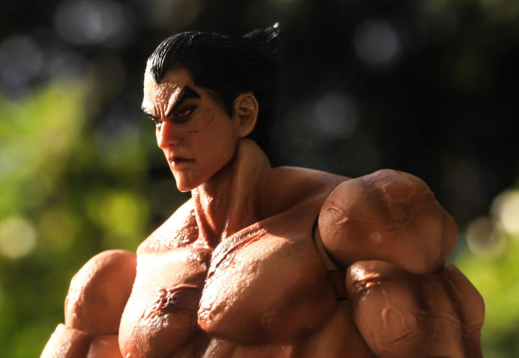 Play Arts Tekken