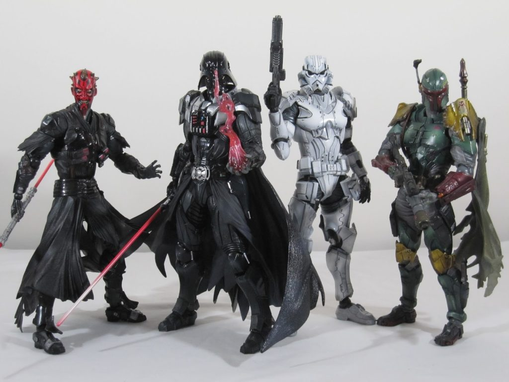 Play Arts Star Wars