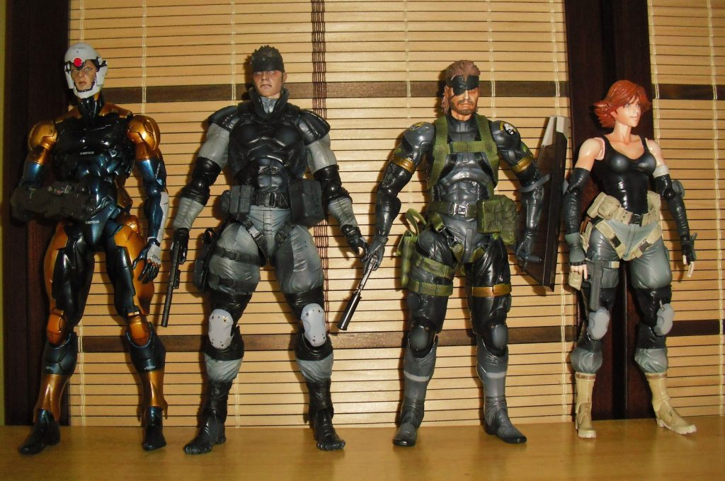 Play Arts Metal Gear Solid