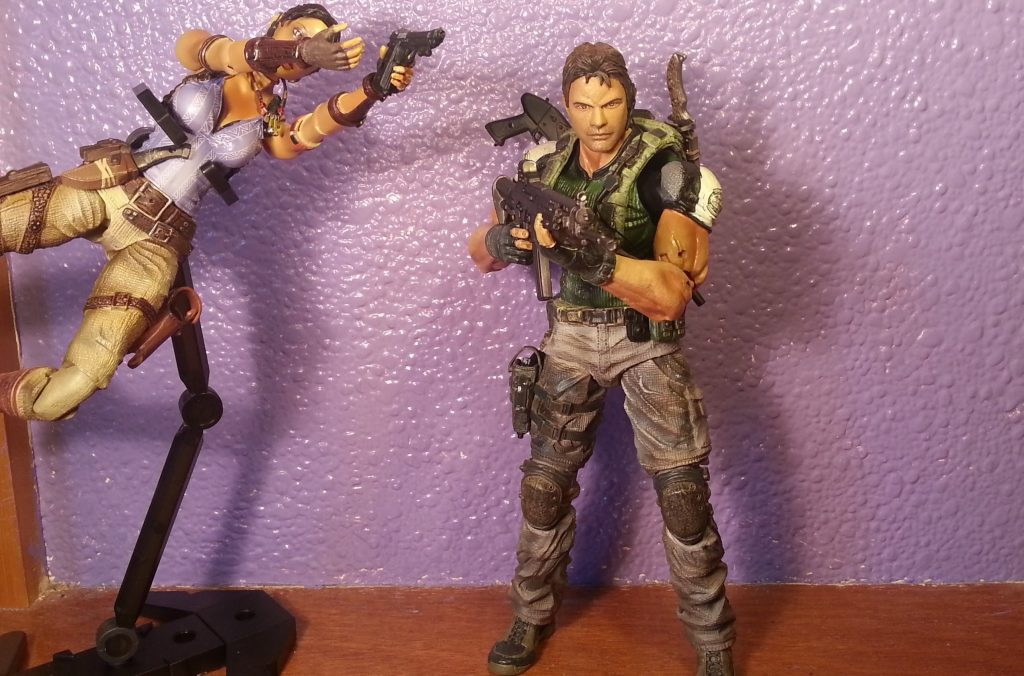 Play Arts Resident Evil